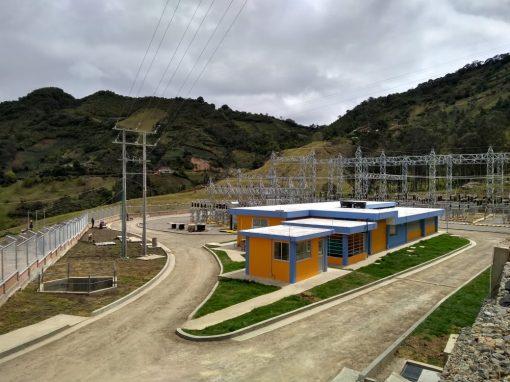 Subestación Eléctrica San Martin