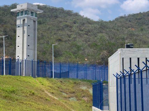 Proyecto cárcel de Girón – Santander