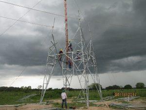 Interconexión Línea 115 kV Casanare-Vichada