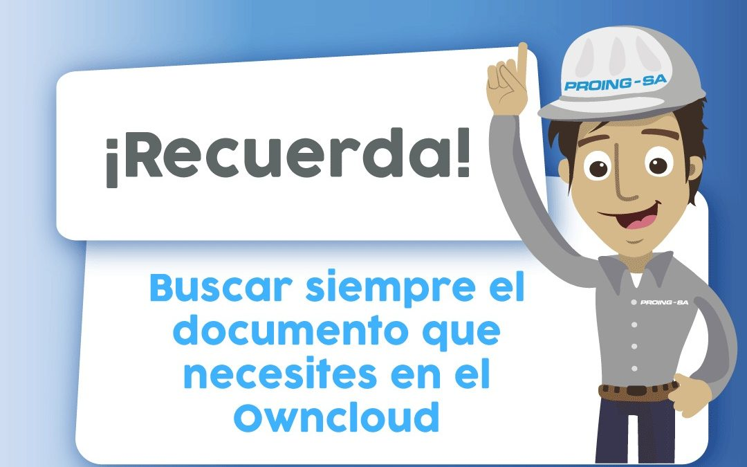 ¡Pilas con los documentos!